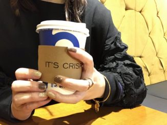 its crispy 東大門カフェ