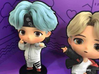 BTS POP UP STORE ポップアップストア 大阪