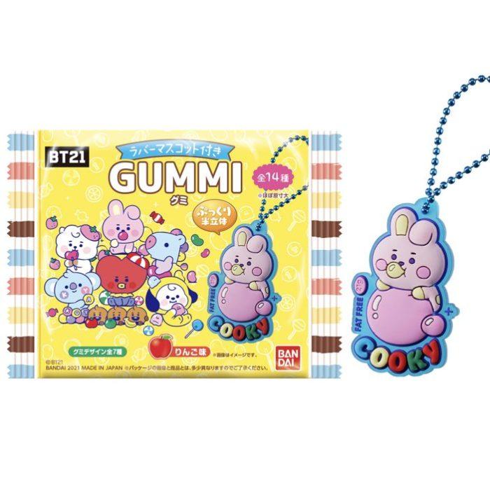 BT21 Gummi
