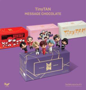 TinyTAN Chocolate