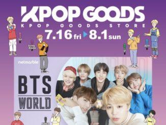 k pop goods