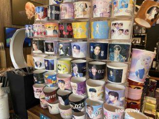BTSカップホルダー