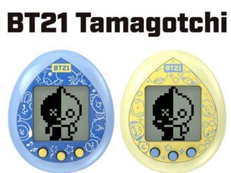 bt21 tamagotchi
