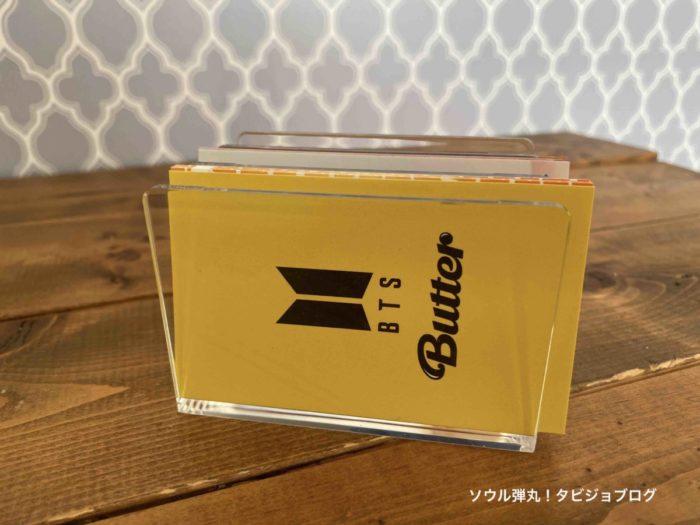 muji card stand
